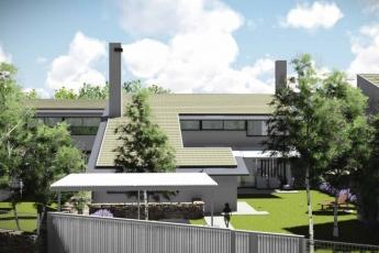 INBISA construirá una promoción residencial para la cooperativa Arquitectura Blanca en Boadilla del Monte