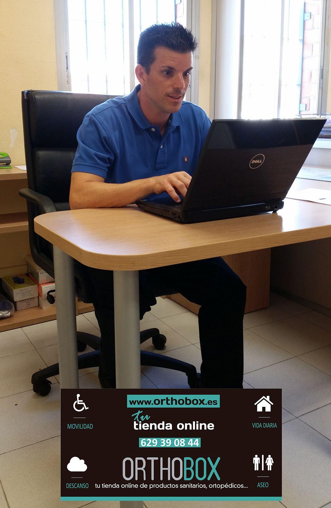 Joan rodr guez director comercial de orthobox la for Material sanitario online