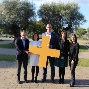 Una app para la rehabilitación respiratoria en cáncer de pulmón gana la 1era Beca #JuntosSumamosVida
