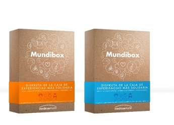 Mundibox, regala experiencias solidarias
