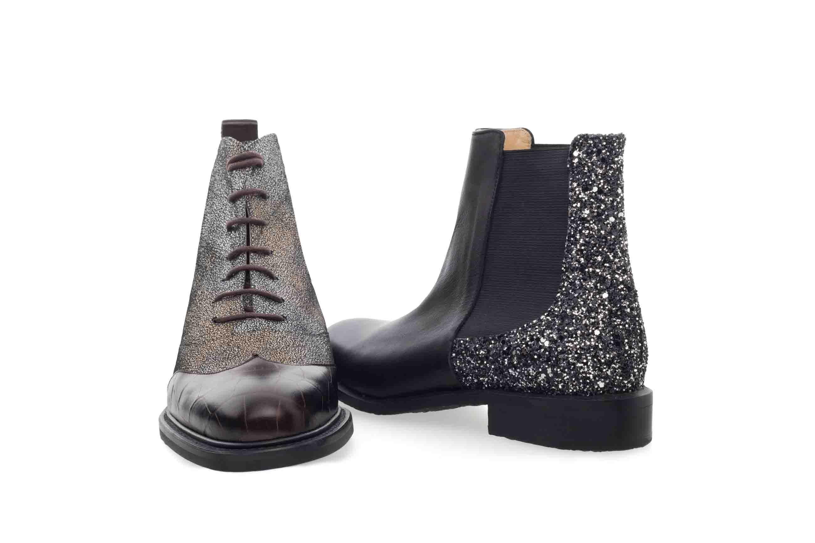 Made in Me introduce las botas Chelsea en todos sus colores y materiales