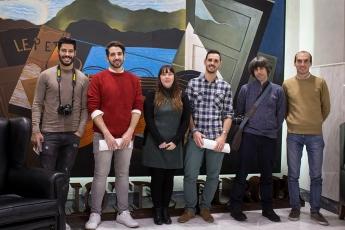 Blogueros de Turismo en el Hotel Europa de Madrid