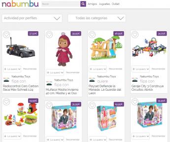 Esta Navidad, Nabumbu ayuda a Papá Noel y los Reyes Magos con la entrega de juguetes el mismo día