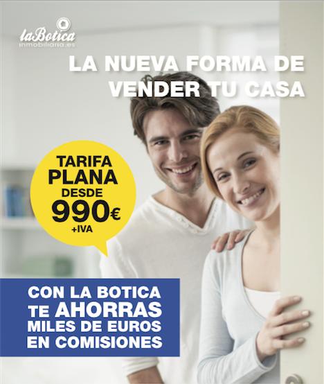 Empresas: La Botica, la 1ª inmobiliaria low cost en España | Autor del artículo: Finanzas.com