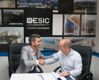 El grupo The Wholesaler y ESIC empiezan 2017 cerrando un acuerdo de colaboración