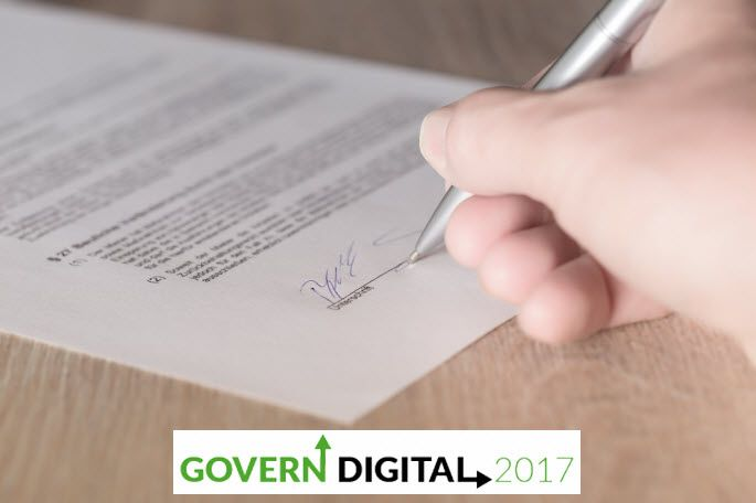 Fotografia Govern Digital 2017