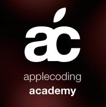Fotografia Logo Apple Coding Academy