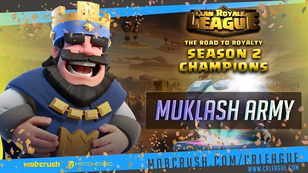 Empresas: El reciente campeón del mundo de clubes de Clash Royale, Muklash Army, firma con eSports Playmakers | Autor del artículo: Finanzas.com