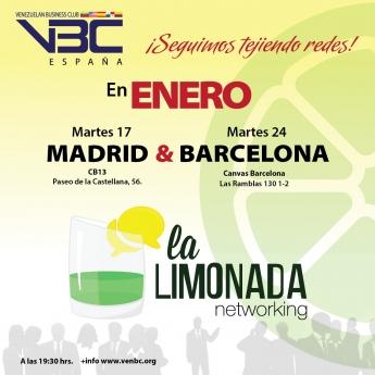 Eventos Enero VBC España