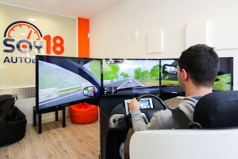 Empresas: La autoescuela Soy18 inventa el método B.A.S.A.M, un innovador sistema para aprender a conducir | Autor del artículo: Finanzas.com