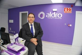 José González Payno, director general de Aldro Energía