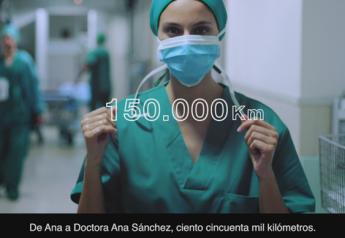 R* firma 'El trayecto de tu vida', la campaña de la DGT que cuenta los kilómetros que conforman cada vida