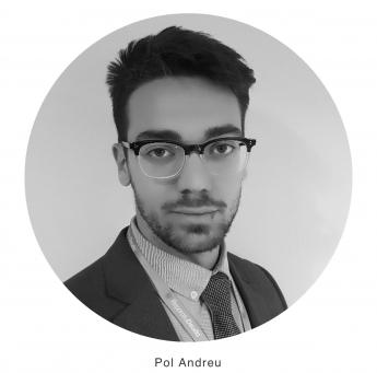 Pol Andreu, abogado responsable departamento jurídico Repara tu deuda