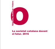 La societat catalana davant el futur 2016