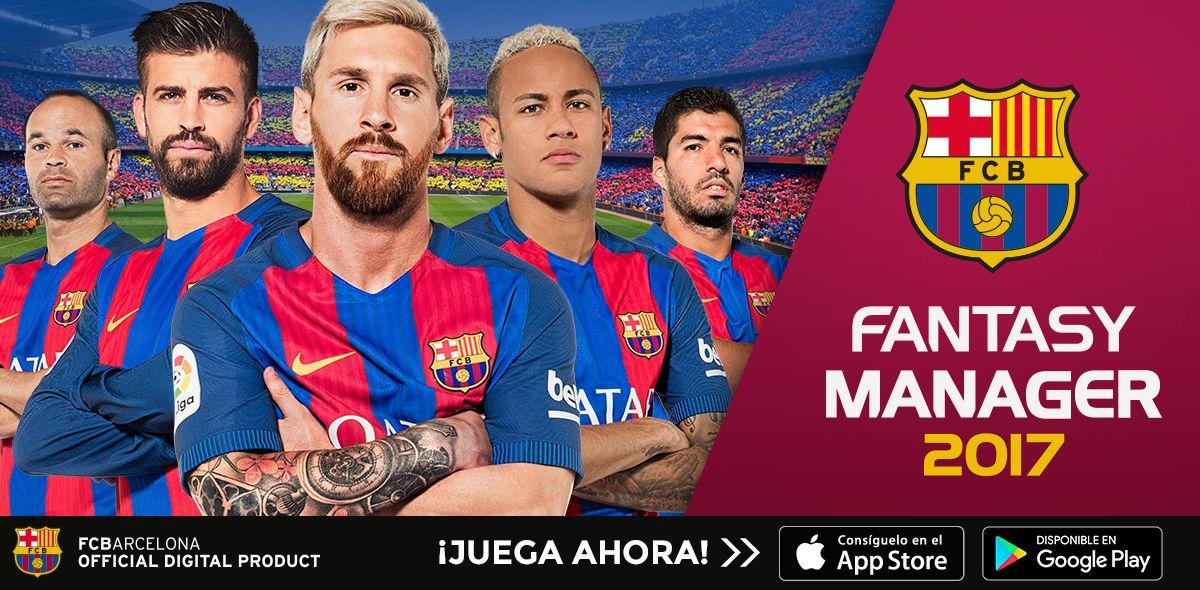 Fotografia FC Barcelona Fantasy Manager 2017: nuevo juego oficial