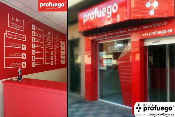 La Franquicia Grupo Profuego entrevista a su franquiciado en Albacete