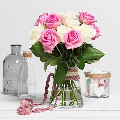 Rosasinbox.com, un proyecto solidario para enviar flores a domicilio en toda Europa