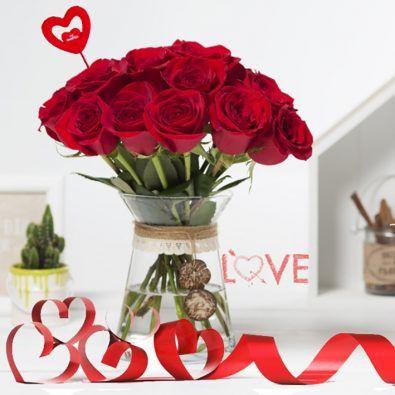 Fotografia Rosas rojas