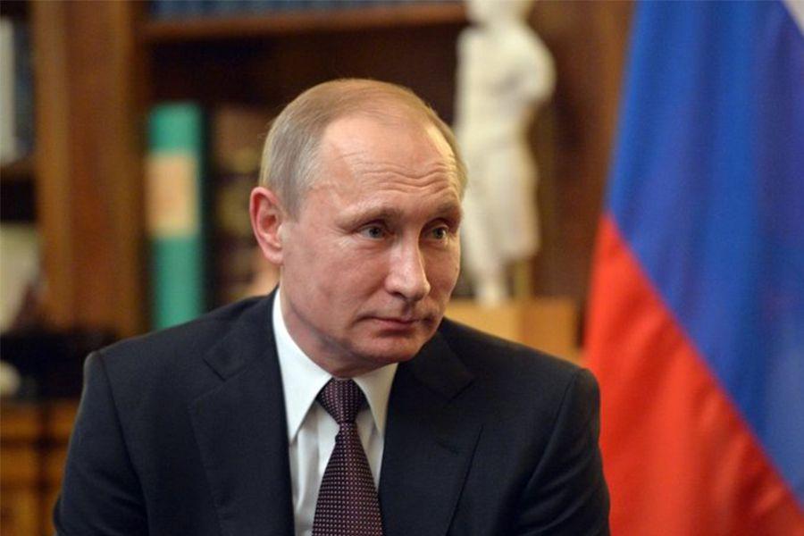 Fotografia Vladimir Putin
