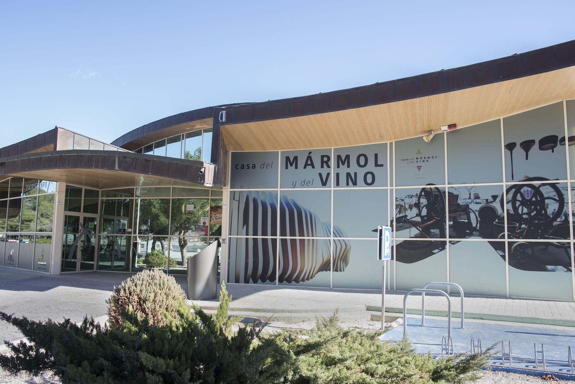 Fotografia Pinoso, Casa del Mármol y Vino