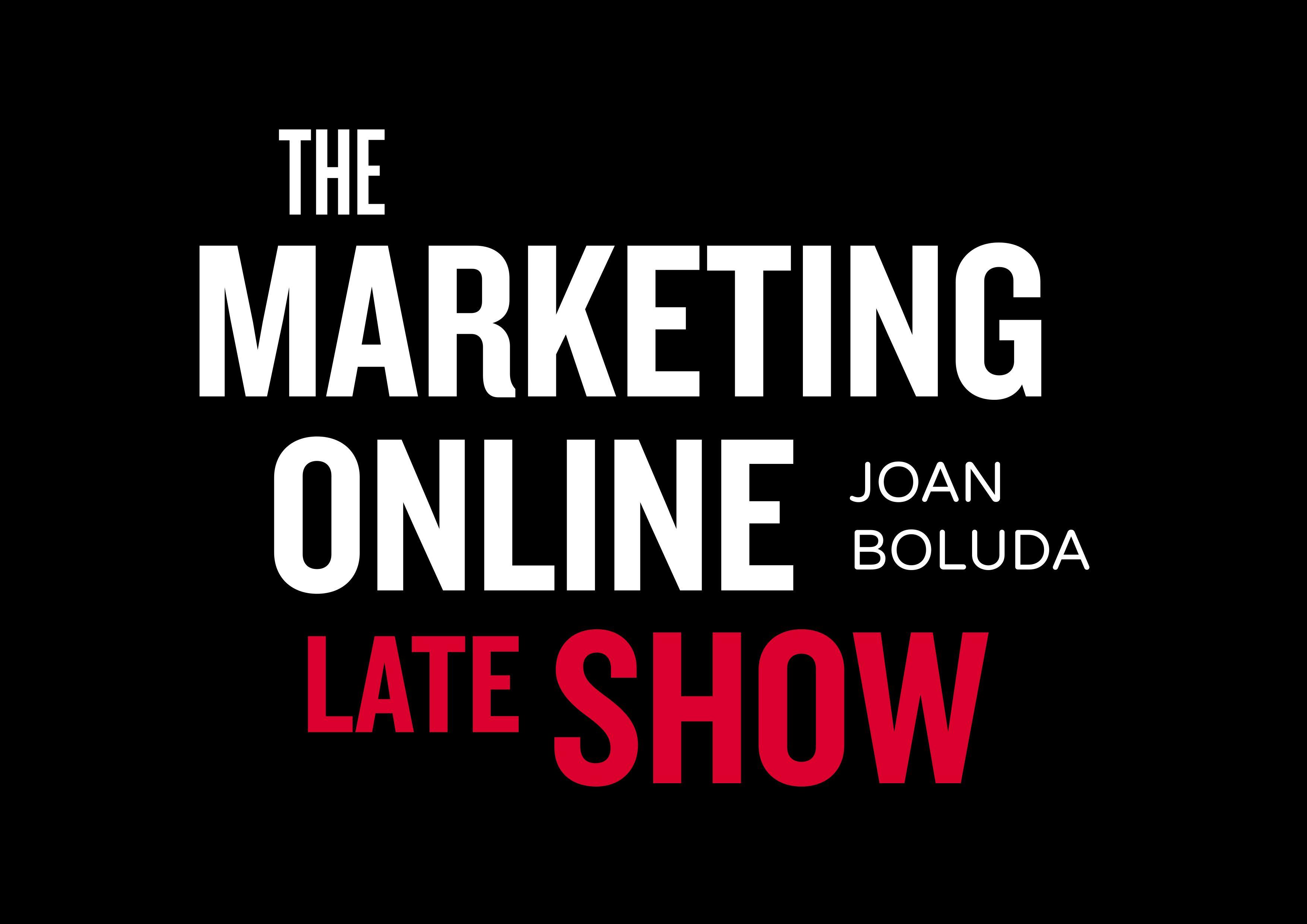 El Late show irrumpe en YouTube para contar historias reales de emprendimiento online con Joan Boluda