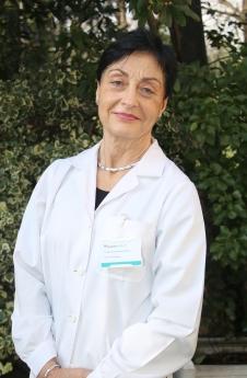 Gemma Garmendia, otorrinolaringóloga del Hospital de Día