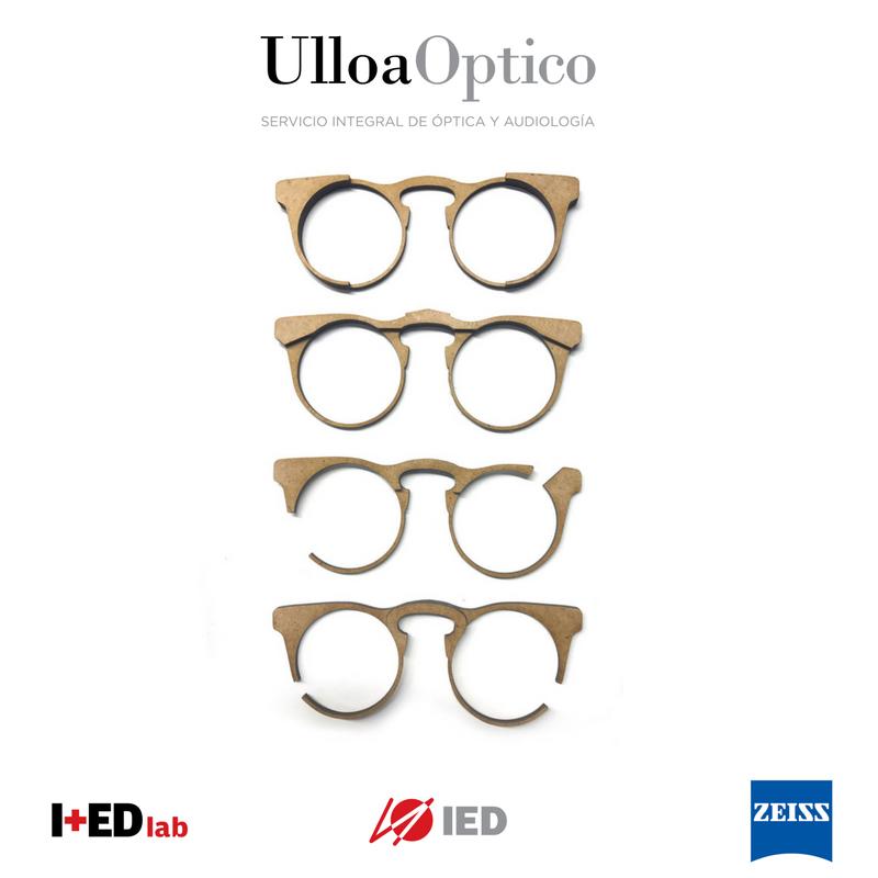 """Fotografia Ulloa Optico presenta el proyecto """"Fabricación Digital"""
