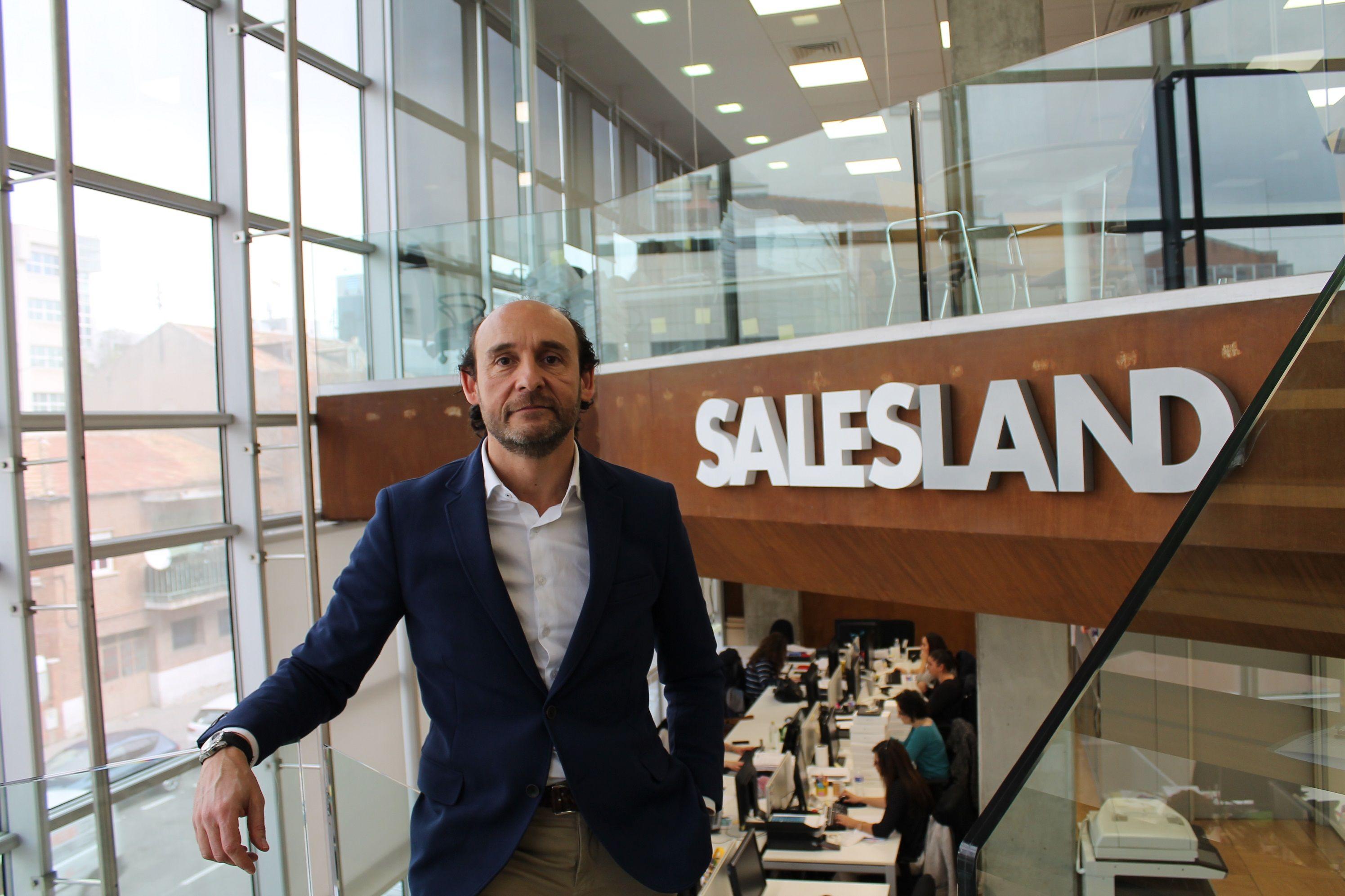 Fotografia Manuel Amat, director de Salesland Brands