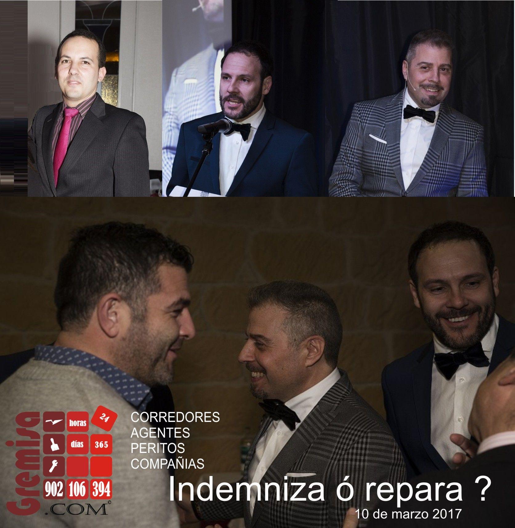 Fotografia Acto ¿Reparar ó indemnizar?