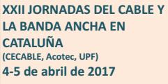 Fotografia Jornadas del Cable y la Banda Ancha