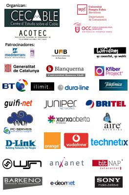 Fotografia Organizadores y Patrocinadores CECABLE