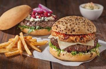 Fotografia hamburguesas tommy mel's