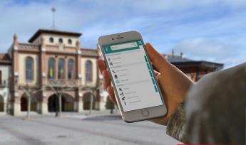 Ayuntamiento aplicación móvil