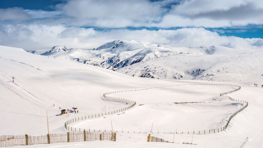 Fotografia Estación de Esquí de Andorra