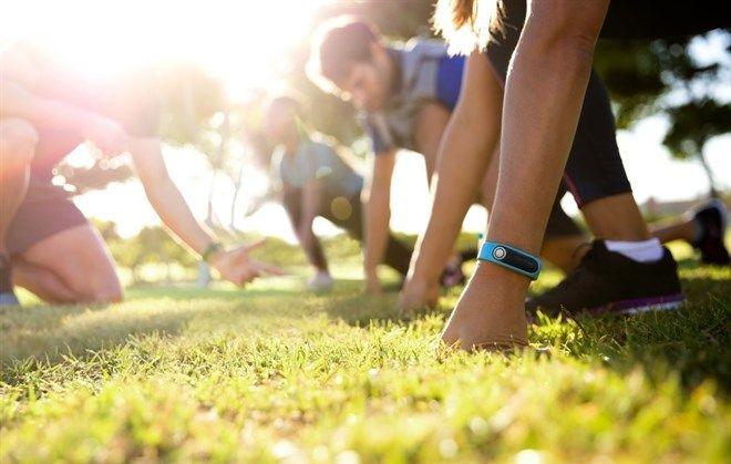 TomTom Touch Cardio, la pulsera 'fitness' para quienes se inician en el mundo del deporte