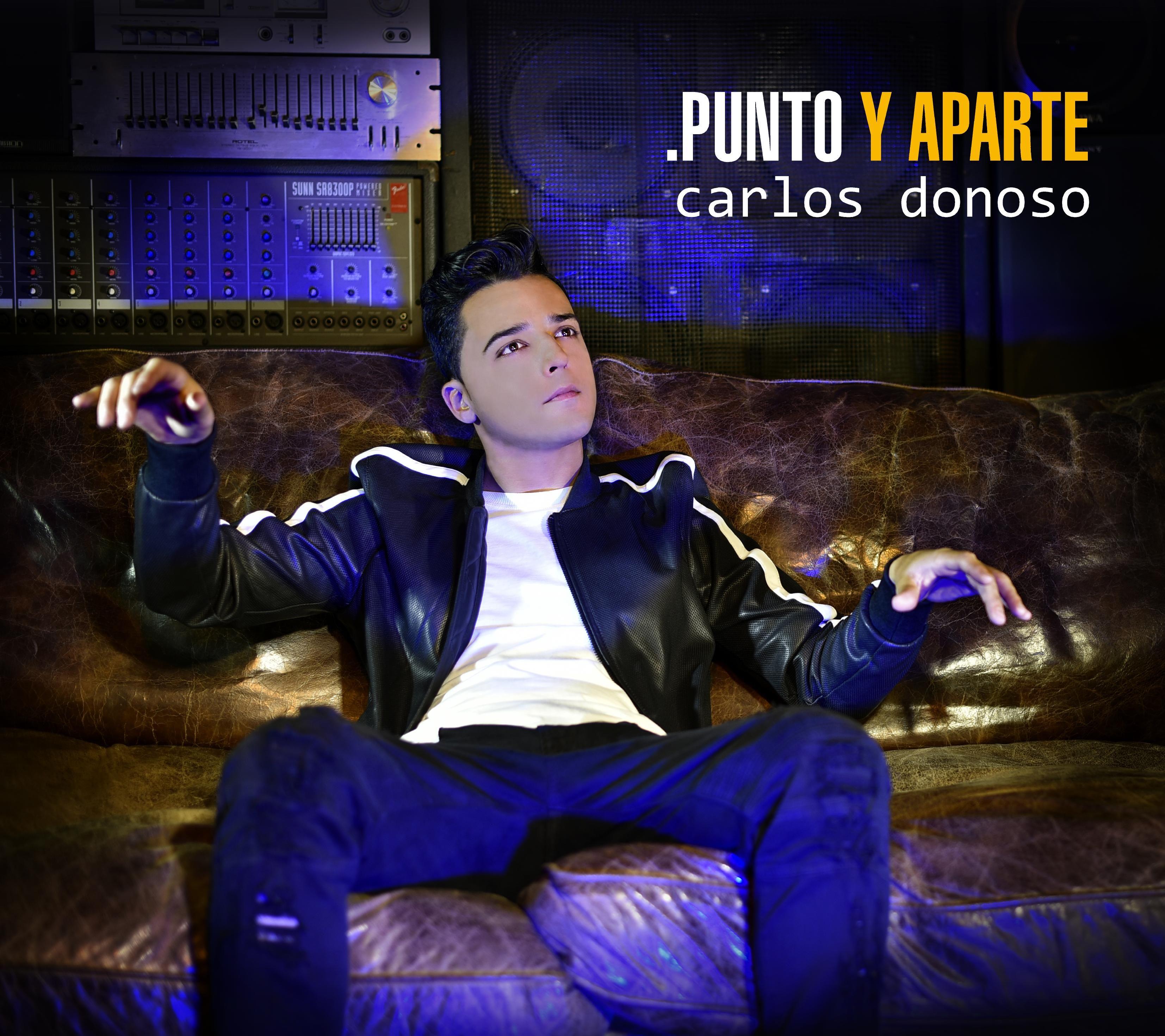 Carlos Donoso lanza nuevo disco y comienza gira
