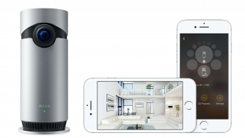 D-Link Omna camara Apple HomeKit