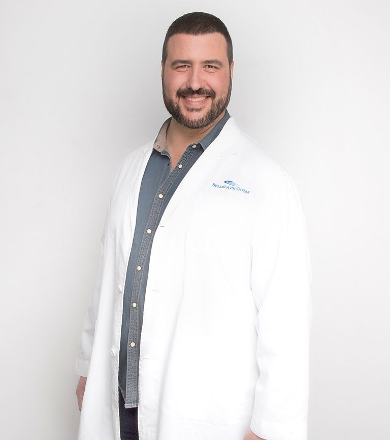 Fotografia Dr. Francisco Gómez de León