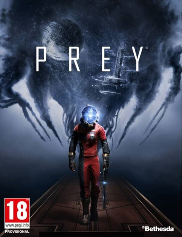 Fotografia Carátula videojuego Prey