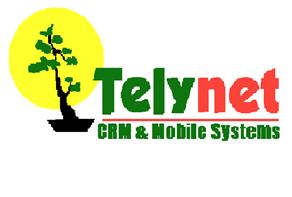 Fotografia Logo Telynet