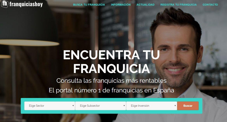 FranquiciasHoy.es presenta su portal renovado
