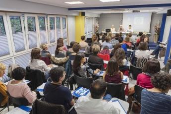 Imagen de archivo de una de las actividades formativas organizadas