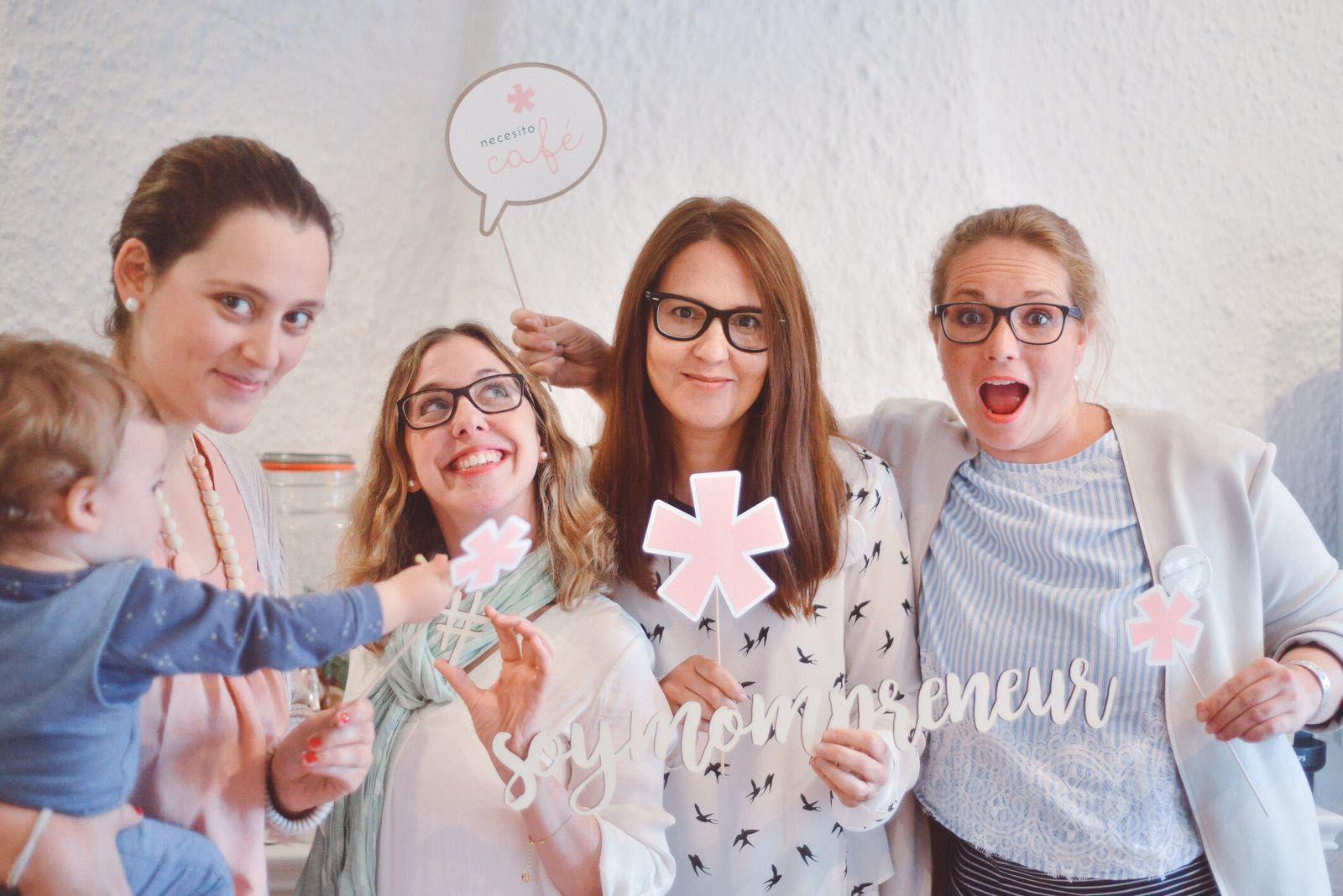 Abre en Barcelona la primera Escuela de Negocios para Madres Emprendedoras