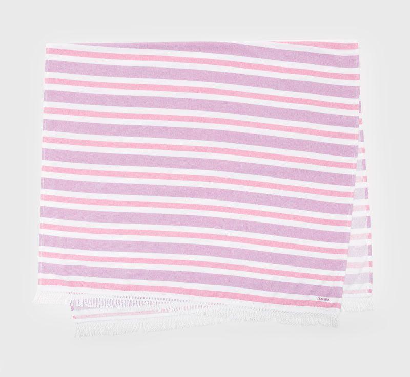 Fotografia Toalla Sinoto de Textura Interiors en color rosa