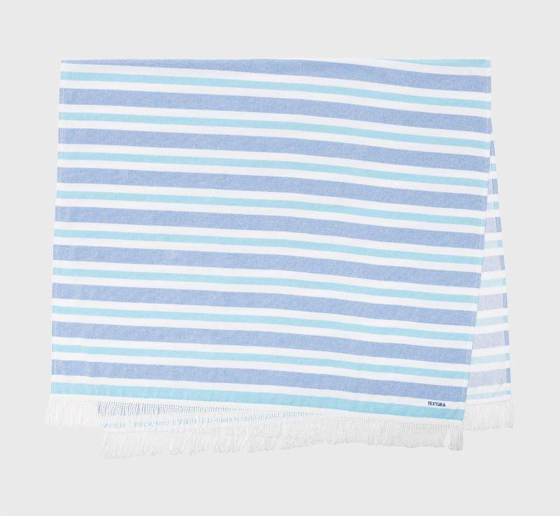 Fotografia Toalla Sinoto de Textura Interiors en color azul