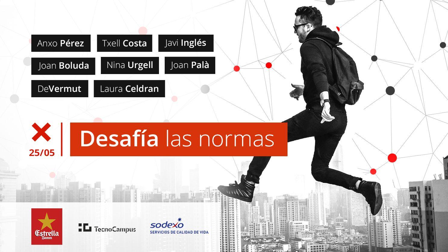 Fotografia TEDxUPFMataró 2017 -
