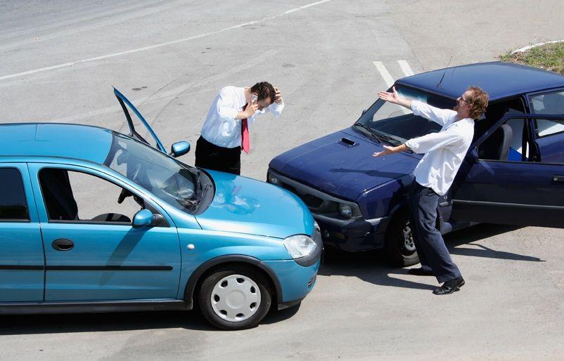 Fotografia Accidente de tráfico