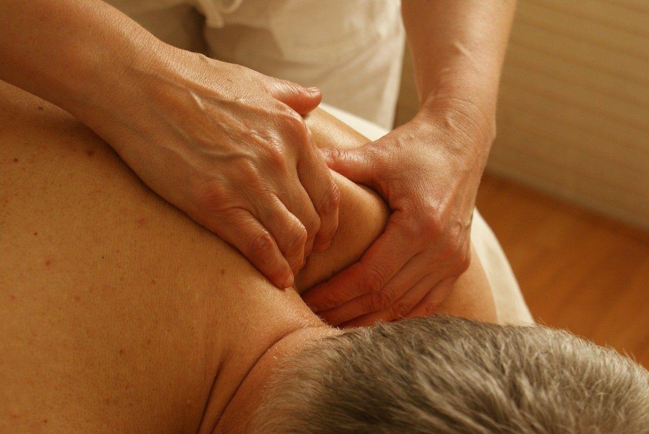 Fotografia La Fisioterapia para el dolor lumbar