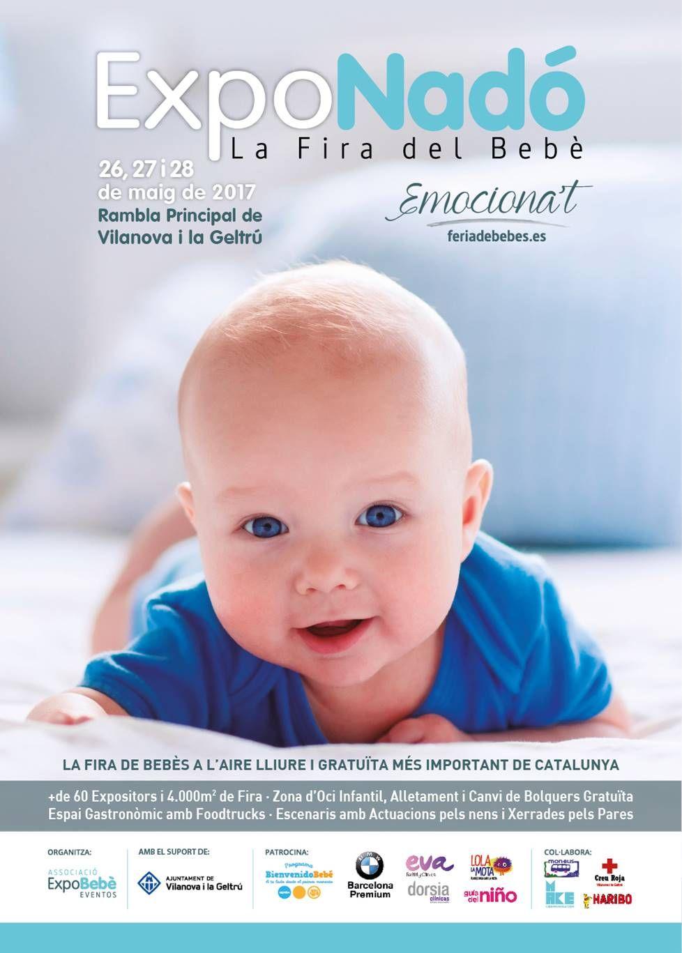 Fotografia ExpoNadó, la feria de bebés al aire libre más