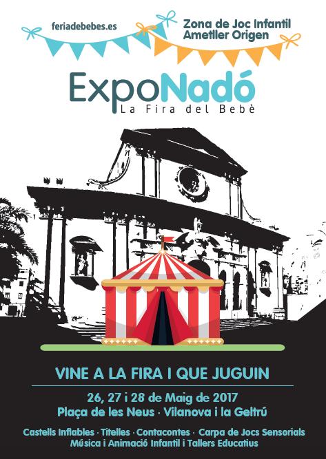 Fotografia Zona de Juegos ExpoNadó